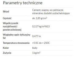 Masa szpachlowa VARMSEN® FILLER parametry techniczne.jpg